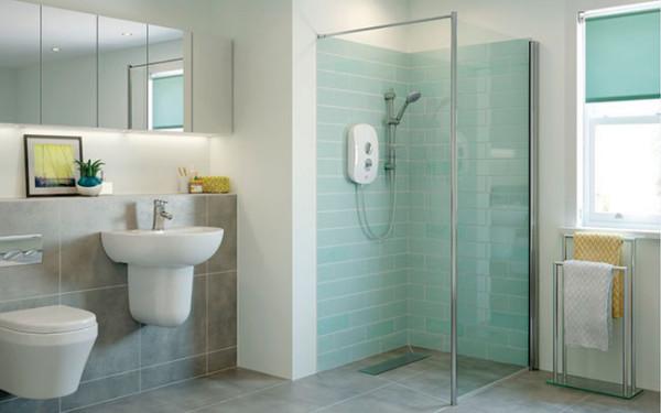 Bluetooth shower
