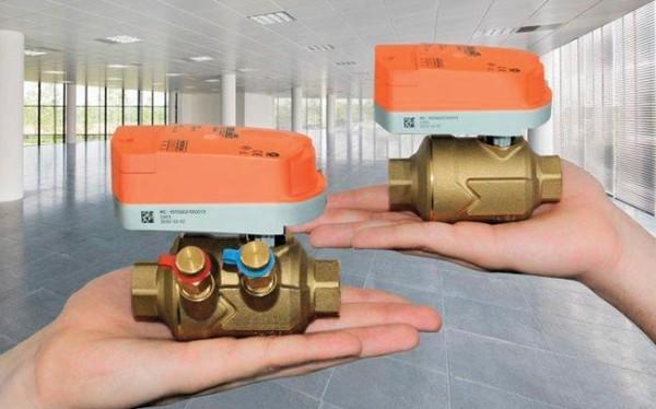 Belimo control valves
