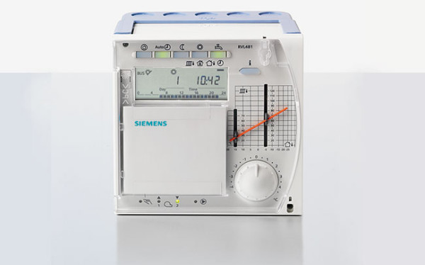 Siemens helps heat simply and energy efficiently