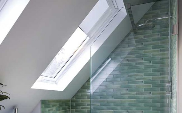 Add the wow factor with a wet room