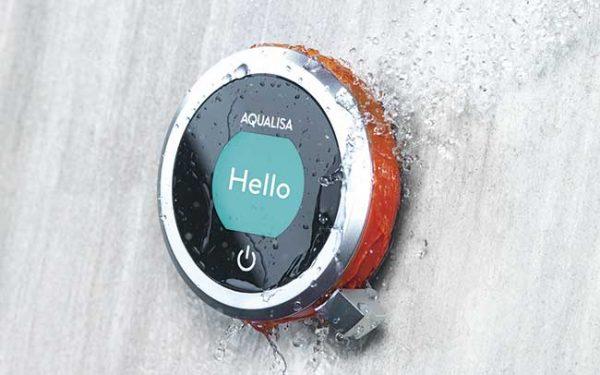 Aqualisa offers smarter shower