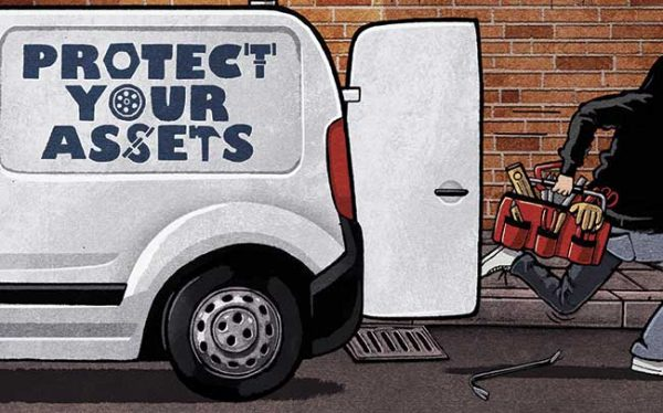 Keep your kit secure