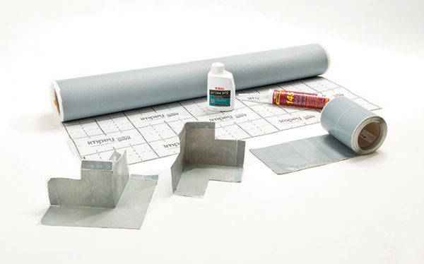 Waterproofing advice from Impey