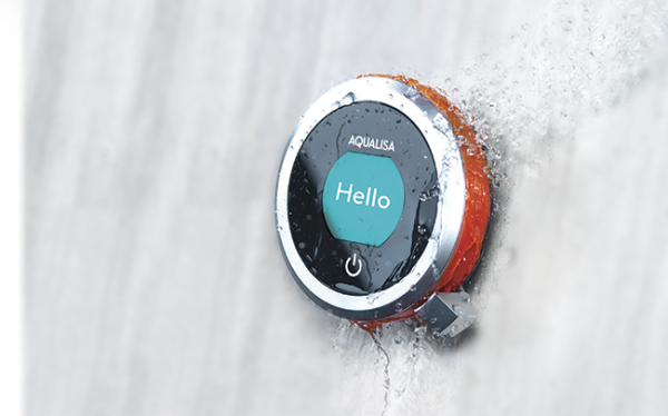 Say hello to innovative shower experiences with Aqualisa Q