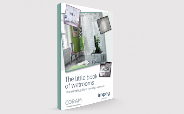 Impey and Plumb Center publish essential guide to help installers capitalise on wetroom sales