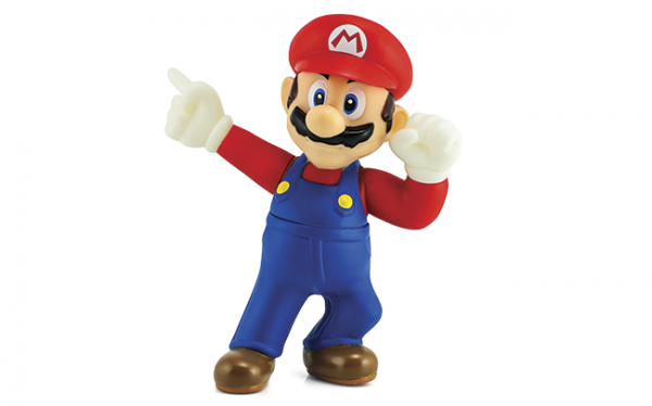 Game over for Mario's career