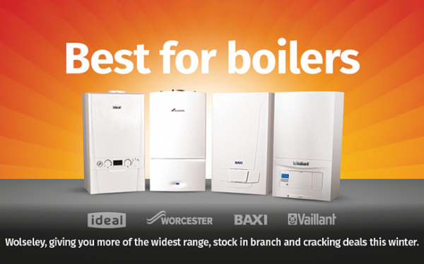 Campaign showcases boiler offers