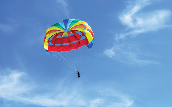 Sky-high challenge to raise cash for kids