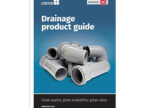 New 2019 Center Drainage Guide